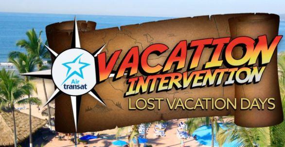 Boom 97.3 FM Vacation Intervention Contest