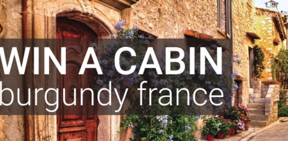 CHEFS Catalog France River Cruise Sweepstakes