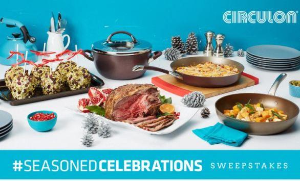Circulon Seasoned Celebrations Sweepstakes