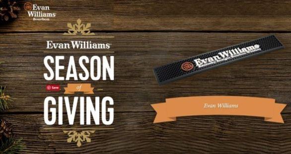 Evan Williams Season of Giving Sweepstakes