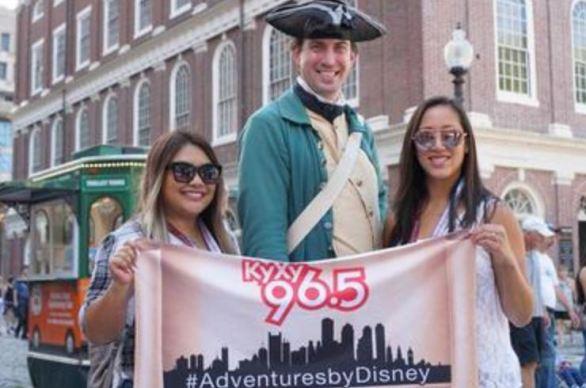 Kyxy Boston Adventures Disney Contest