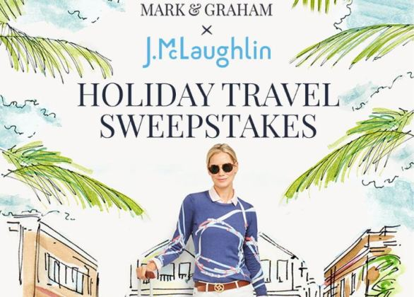 Mark & Graham Holiday J.McLaughlin Sweepstakes