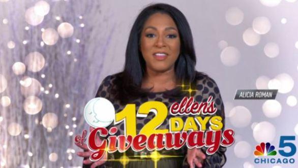 NBC Chicago Ellen Prize Sweepstakes