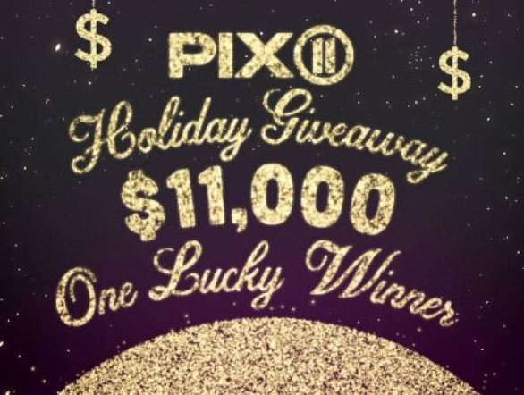 PIX11 Holiday Giveaway