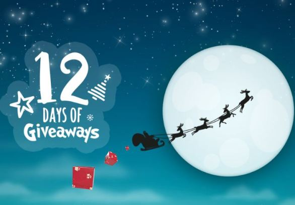 Ravensburger 12 Days of Giveaways
