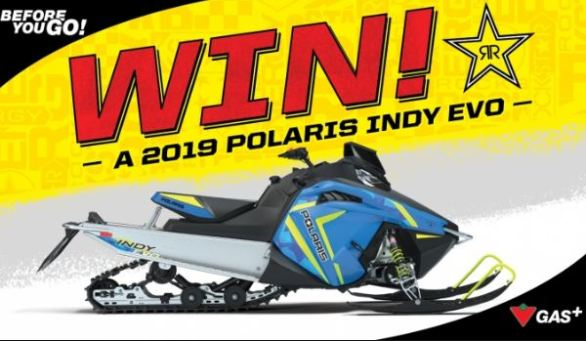 Rockstar & Canadian Tire Petroleum Polaris Contest