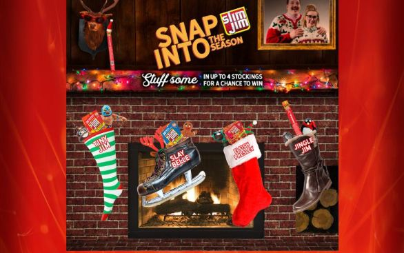 Slim Jim Snap Into The Season Sweepstakes