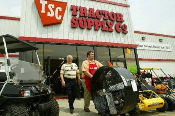 Tell Tractor Supply Survey Sweepstakes
