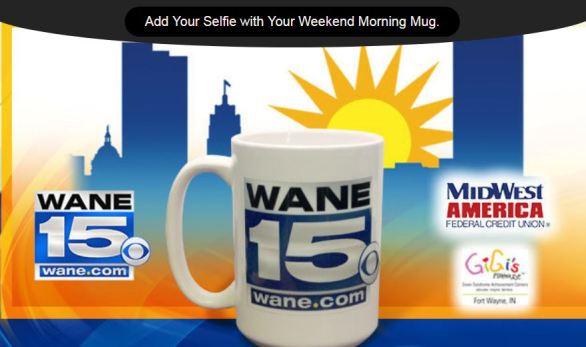 WANE Weekend Morning Mug Contest