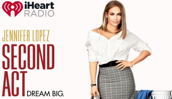 iHeartRadio Second Act Sweepstakes