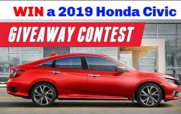Honda-Win-A-Civic-Contest