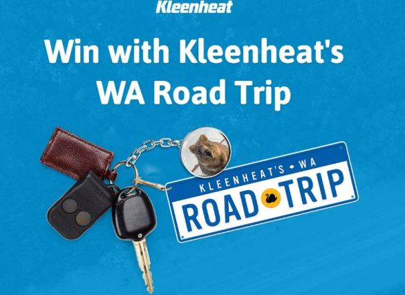 Kleenheat-Road-Trip-Competition
