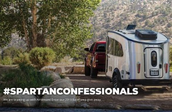 Spartan Airstream Sweepstakes