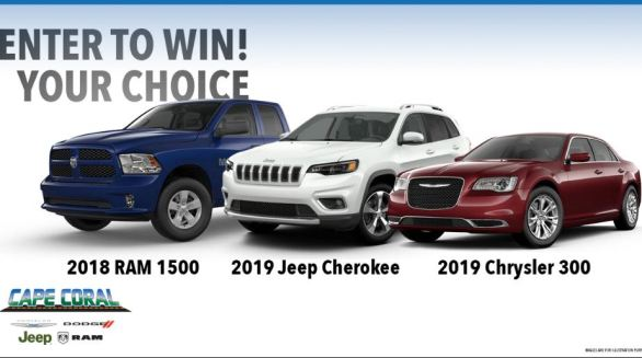 Cape-Coral-Chrysler-Dodge-Jeep-RAM-Lease-Giveaway