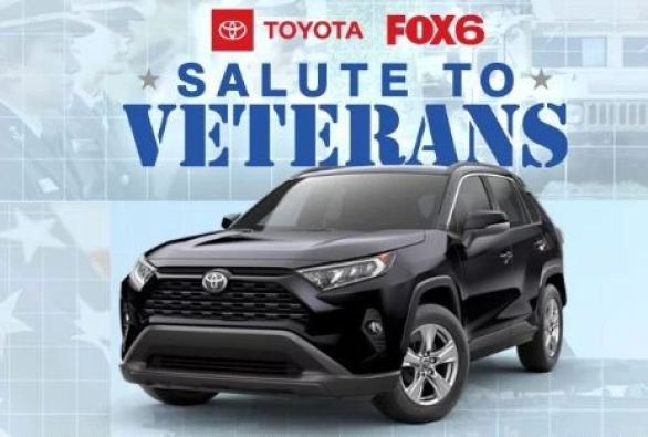 Fox6now-Toyota-Salute-to-Veterans-RAV4-Giveaway