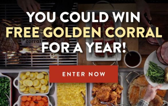 Goldencorral-Sweepstakes