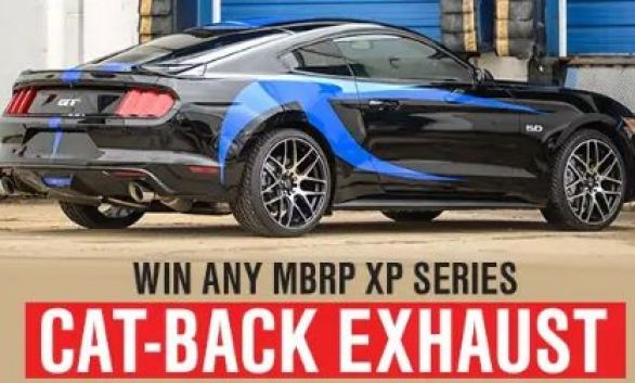 Americanmuscle-MBRP-Giveaway