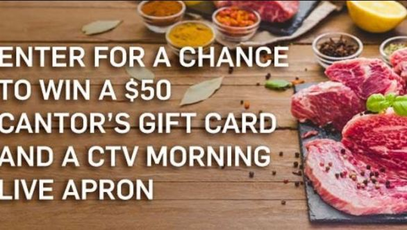Ctvwinnipeg-Cantors-Spring-Grocery-Contest