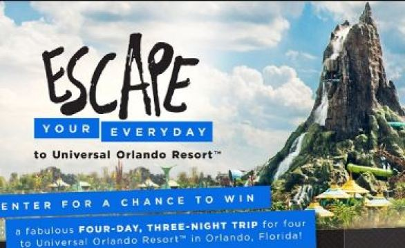 Hgtv-Escape-your-Everyday-Sweepstakes