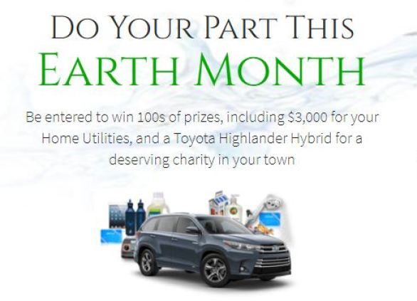 MyWaterPledge-Water-Conservation-Sweepstakes