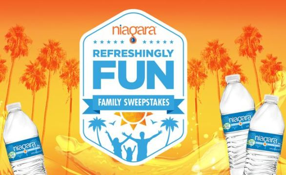 RefreshinglyFun-Sweepstakes