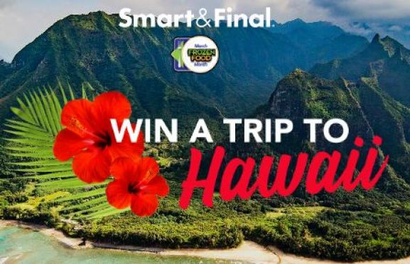Smartandfinal-Escape-The-Cold-Sweepstakes