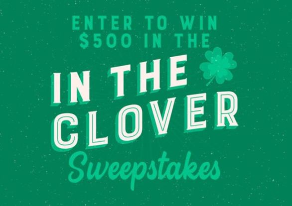 Thanksgiving-In-The-Clover-Sweepstakes