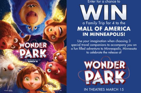 WonderPark-Contest