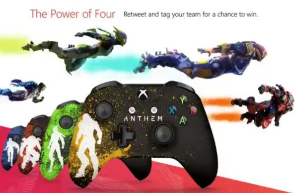 Xbox-Anthem-Launch-Sweeptakes