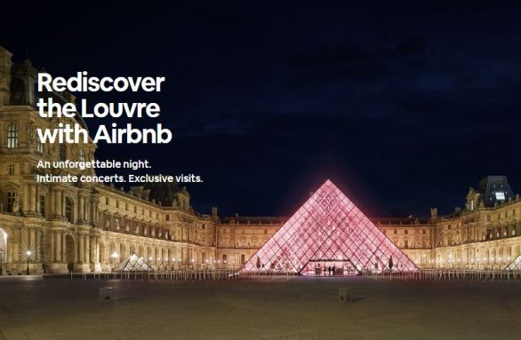 Airbnb Louvre Contest - Win A Trip to Paris (Airbnb com/louvre)