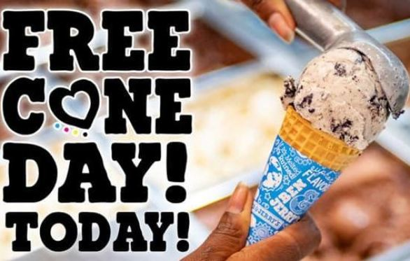 Benjerry-Free-Cone-Day-Sweepstakes