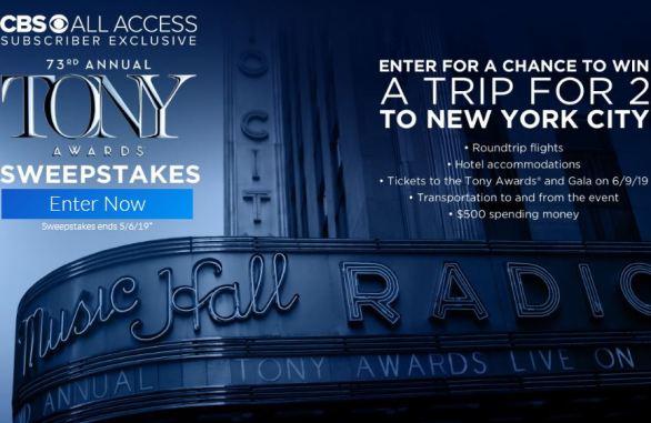 CBS-Tony-Awards-Sweepstakes