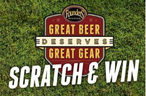 FoundersGreatBeer-Scratch-and-Win-Sweepstakes