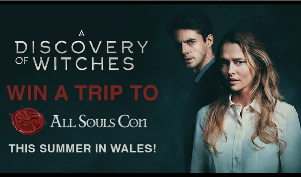 Amc-Discovery-Witches-All-Souls-Sweepstakes