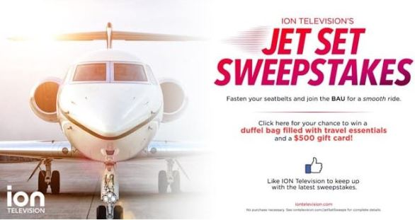 IONTelevision-Jet-Set-Sweepstakes
