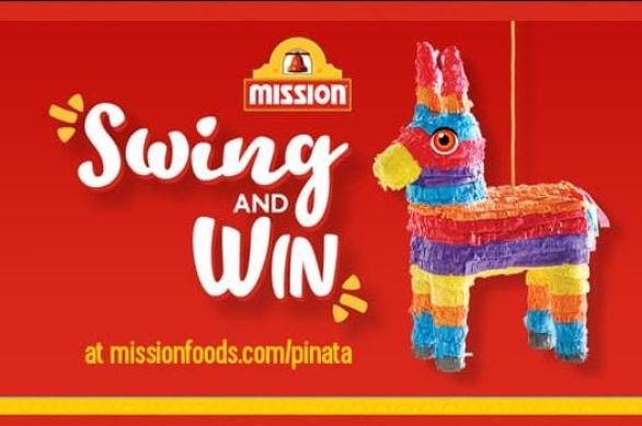 MissionFoods-Pinata-Sweepstakes