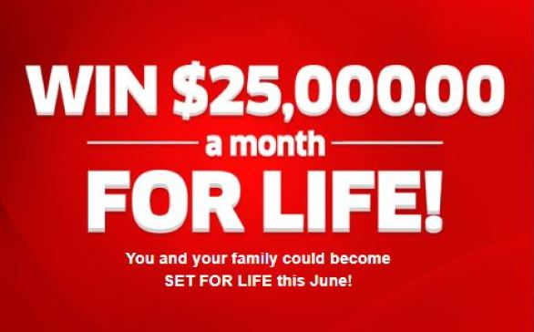 PCH Win $25,000 A Month For Life Sweepstakes 2019 - Win $1