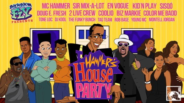 SiriusXM-Hammer-House-Party-Sweepstakes