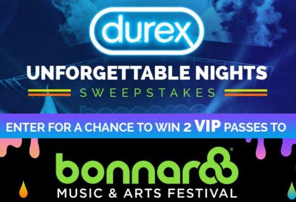 Durex-Unforgettable-Nights-Sweepstakes
