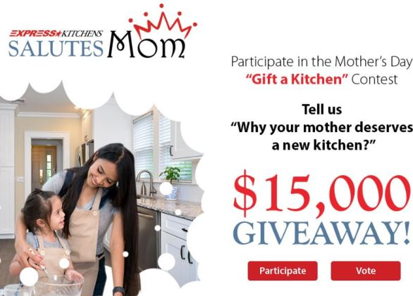 Express-Kitchens-Mothers-Day-Contest