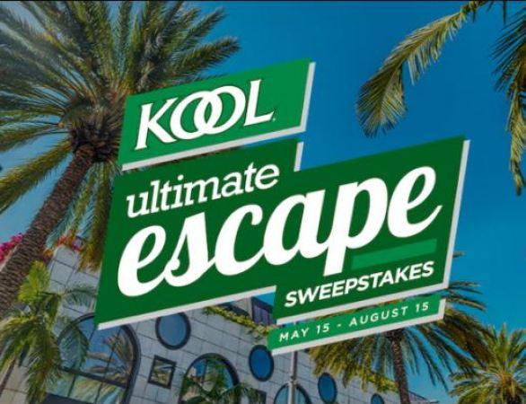 KOOL-Ultimate-Escape-Sweepstakes