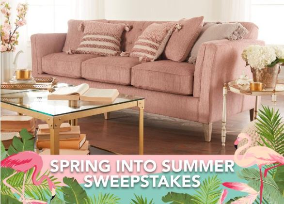 La-z-boy-Spring-Into-Summer-Sweepstakes
