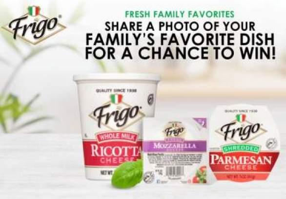 Frigofamilyfavorites-Contest