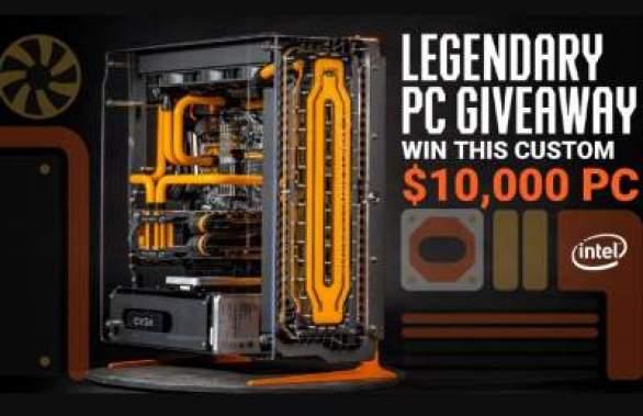 Newegg-Legendary-PC-Giveaway