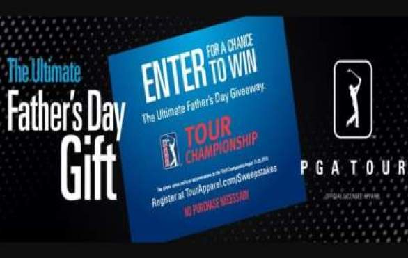 PGA-Tour-Apparel-Fathers-Day-Sweepstakes