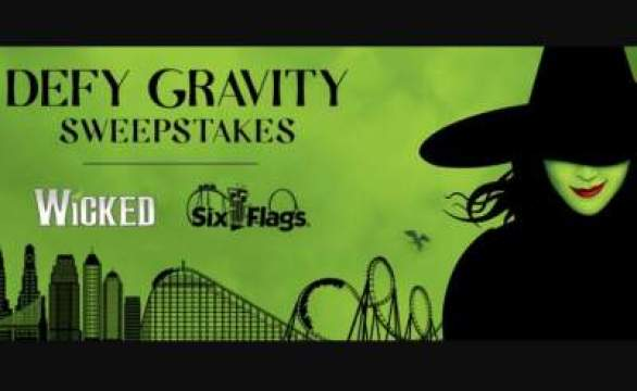 Sixflags-wicked-Sweepstakes