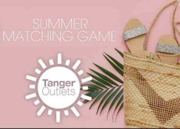 TangerOutlet-Summer-Matching-Game-Sweepstakes