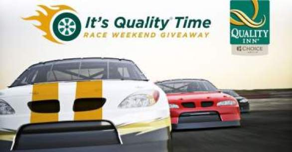Choice-Hotels-Quality-Inn-Race-Weekend-Sweepstakes