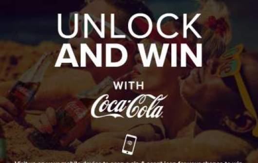 Coke-Unlock-and-Win-Contest