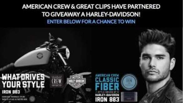Great-Clips-Harley-Davidson-Sweepstakes